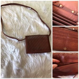Vintage Trendy cross bag